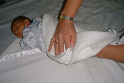 Wrapping Your Baby