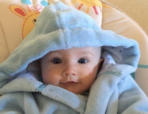 Georgy's Motherhood Musings (3). I'm actually getting enough sleep